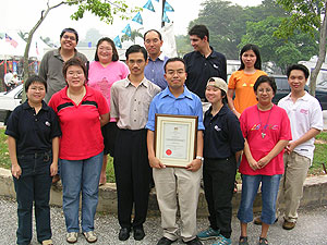 UV members with ROS Cert